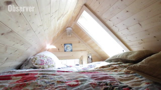 Could You Live In One of These 100-Square-Foot Homes?