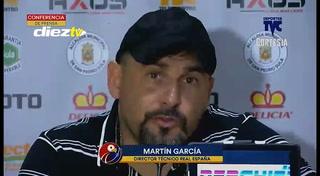 Martín García: