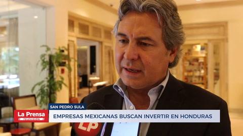 Empresas mexicanas buscan invertir en Honduras