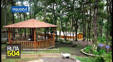 RUTA 504 - Caminando por un Paraíso hondureño en las alturas