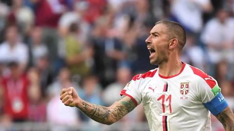 Amargo debut para Costa Rica que cayó ante Serbia
