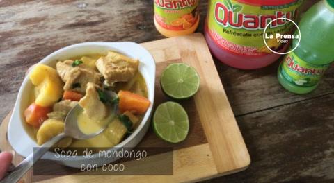 Cocinando con Mayte: Sopa de Mondongo
