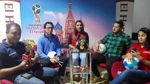 ZONA RUSA correspondiente al sábado 16 de junio de 2018