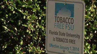 Florida State University goes tobacco free