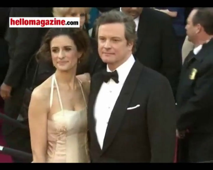 Oscars 2011: Red carpet - part 1