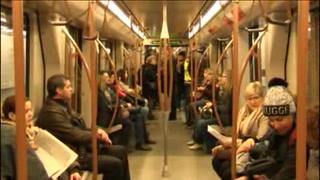 El metro de Bruselas vuelve a la normalidad tras atentados