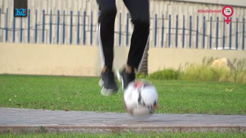 #SheisEmirati: Meet UAE's world record holder football star