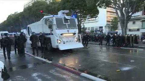 Diez hinchas del Marsella detenidos antes del 'Clásico'