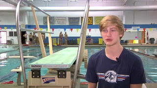 Athlete of the Week: Cole Earl, Glendale Diving