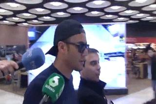 Prensa española no deja respirar a Keylor Navas en su llegada a Madrid