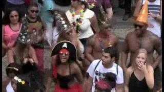Millones de brasileños dan inicio al Carnaval