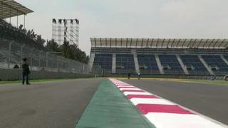 El Gran Premio de México afina detalles