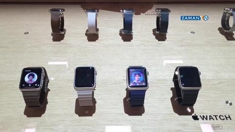 Apple Watch nisan ayında raflara çıkıyor