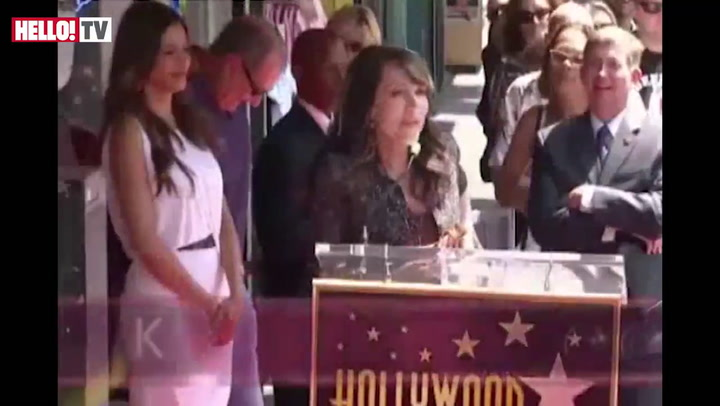 Modern Family\'s Ed O\'Neill receives Hollywood Walk of Fame star