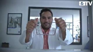 El mexicano que fabrica lentes con PET reciclado