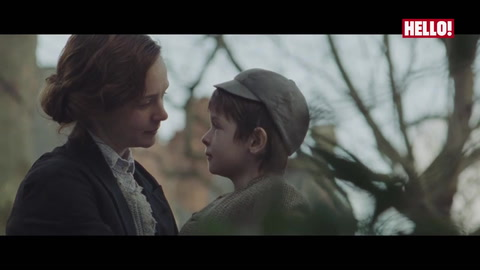 Suffragette: Carey Mulligan\'s emotional scenes with onscreen son