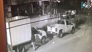 Roban camión con ayuda humanitaria para Puebla