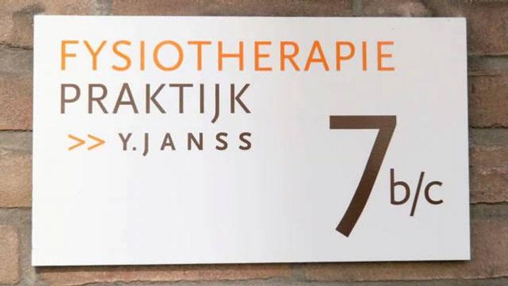 Janss Fysiotherapie Praktijk Maastricht Yvonne - Bedrijfsvideo