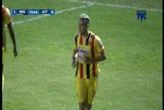 ¡GOOOOL DE REAL ESPAÑA! Al 79 marca de penal Ángel Tejeda. Un gol con mucha fortuna
