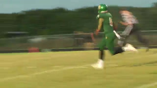 Springfield Catholic 45, Hollister 7