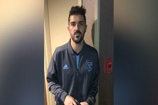 El español David Villa envía saludo a Honduras