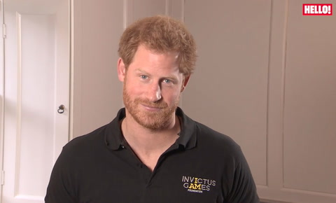 Prince Harry announces the 2017 Invictus Games in Toronto