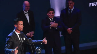 Revive como CR7, Zidane y Real Madrid arrasaron en premios FIFA