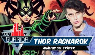 La Guarida: Análisis del tráiler de 'Thor Ragnarok'