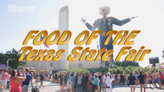 Food of the Texas State Fair
