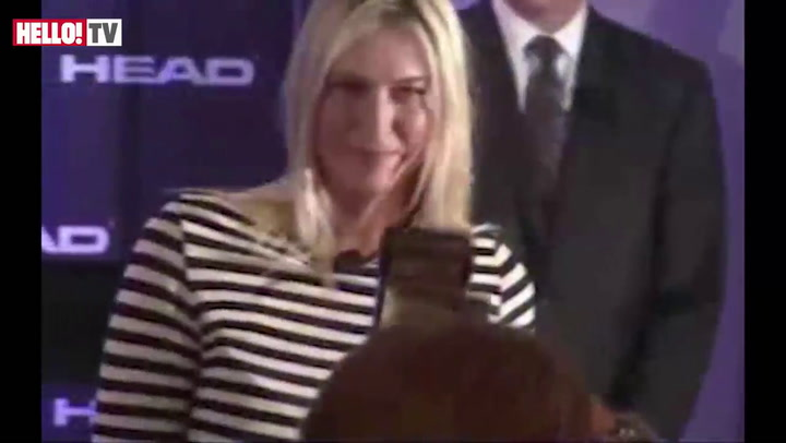 Novak Djokovic\'s hilarious impersonation of Maria Sharapova