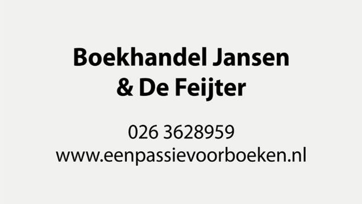 Boekhandel Jansen & De Feijter - Video tour