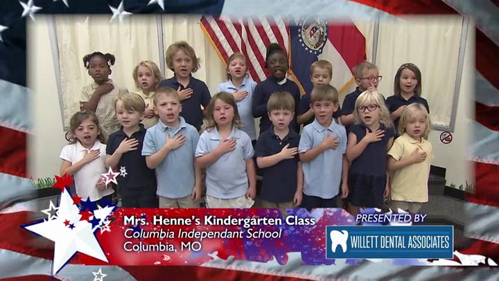 Columbia Independent School - Mrs. Hemme - Kindergarten