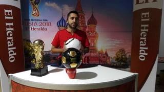 ZONA RUSA correspondiente al 24 de mayo de 2018
