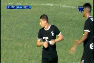 ¡GOOOL DEL HONDURAS! Franklyn Morales descuenta al minuto 59 y pone el juego 2-1 ante Motagua