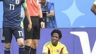Colombia cayó 2-1 ante Japón