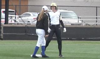 MacArthur vs SHG Softball