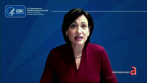 CDC: Las personas completamente vacunadas pueden reunirse sin máscaras