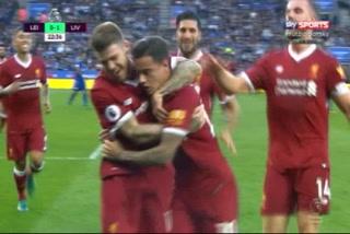 Por esto lo quería el Barca: El golazo de Coutinho al Leicester