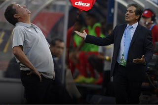 ¡Jorge Luis Pinto le vuelve a contestar al 'Bolillo' Gómez!