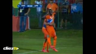 Sorpresa: El jugador de la UPNFM que ha llamado la atención a Jorge Luis Pinto