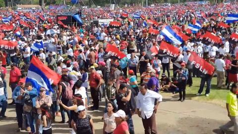 Presidente nicaragüense Ortega acusa a obispos de