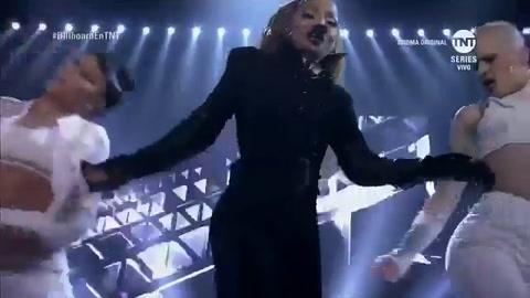 Janet Jackson recibe el premio Ícono en los Billboard 2018
