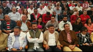 Partido Liberal ratifica a Luis Zelaya y Central Ejecutivo