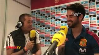 Isco bromea sobre su futura relación con Cristiano Ronaldo