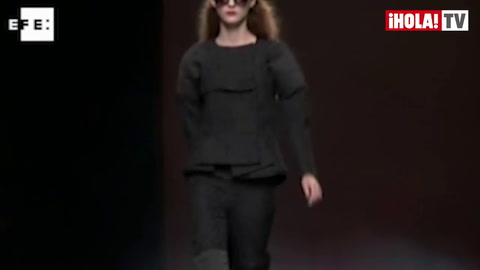 Fashion Week Madrid Otoño-Invierno 2013-14: Ana Locking