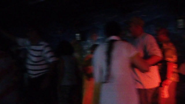 Goa Videos-Dancing in a cruise