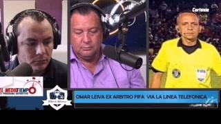 Nuevo escándalo de Omar Leiva contra la Comisión de Arbitraje en el fútbol hondureño: Armando Castro debe favores