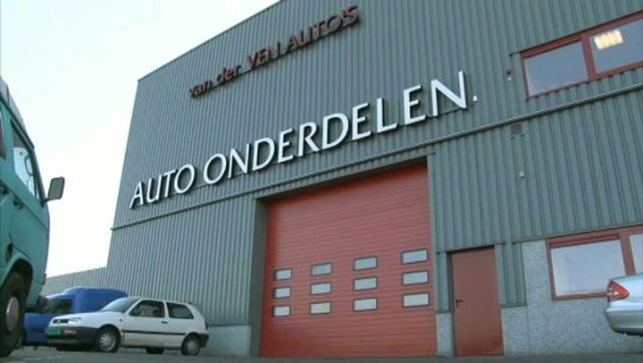 Ven Auto's & Auto onderdelen van der - Bedrijfsvideo