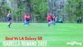 Isabela Romano US Soccer Academy Showcase Goal