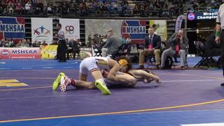 Class 2 State Wrestling Finals